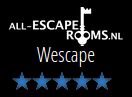Wescape recensies all-escaperooms